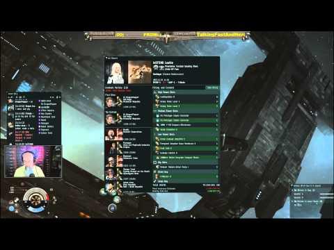 Interceptor Fleet with Zarvoxtoral - EVE Online Live
