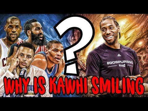 The SECRET To Why Kawhi Leonard Started Smiling
