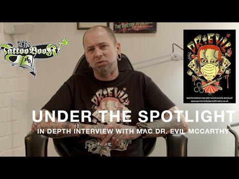Under the Spotlight : Mac 'Dr. Evil' McCarthy