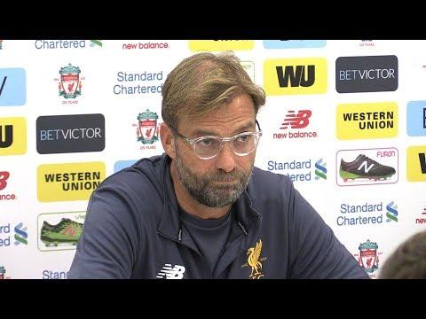 Jurgen Klopp Full Pre-match Press Conference - Leicester v Liverpool - Premier League