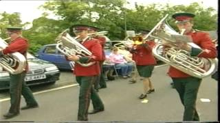 Murley Silver Band @ the 1999 Black Saturday Demonstration