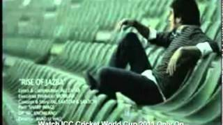 Ali Zafar - Rise of Jazba (World Cup 2011 Video)