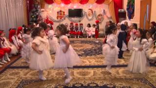 детский сад Бакыт Беловодское танец ладошки(Танец на новый год., 2016-03-12T19:31:25.000Z)
