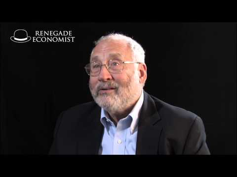 Prof Joseph Stiglitz  - University Economics is at Fault