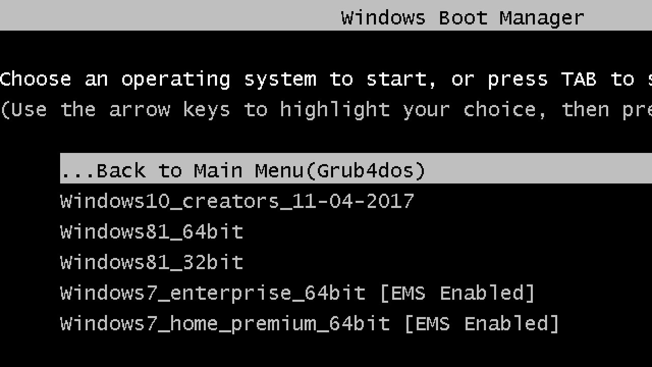 Stick USB de instalare cu multiple Windows-uri si Linux-uri