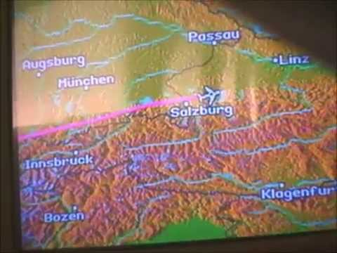 THE SIGHT & THE SOUND 2/7 : Malev Hungarian B 737-300 HA-LET documentary from Zurich to Budapest