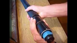 Como montar uma Luneta Caseira de PVC