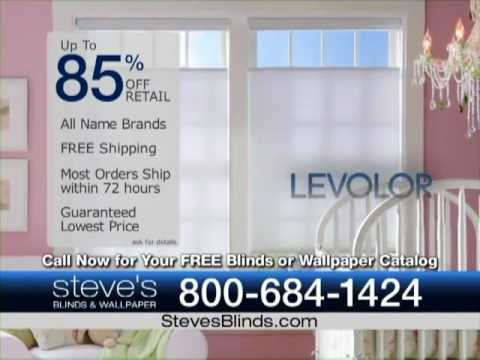 About Steves Blinds and Wallpaper YouTube