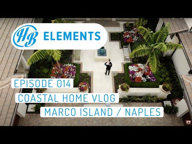 Coastal Home Vlog | PVC Brackets | Naples, Florida