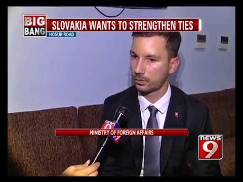 Slovakia opens consulate office Bangalore