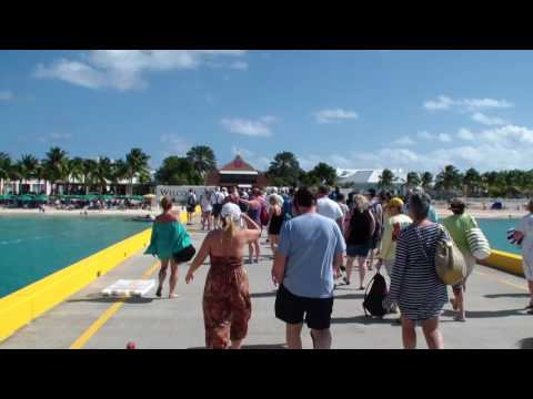 Princess Regal - Arriving at the Port of Grand Turk