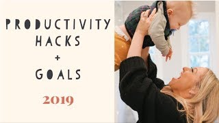 MAKING GOALS FOR 2019!