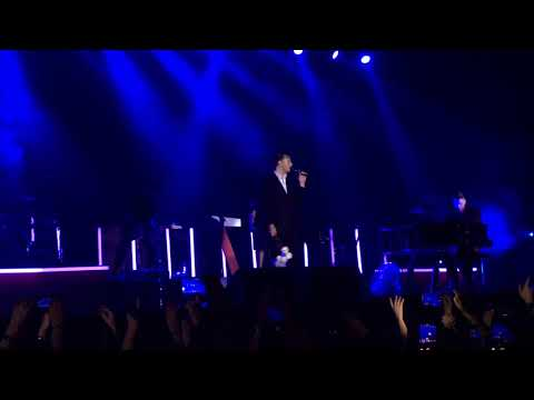 Hurts - Stay @Lviv Ukraine live 4K 2017...