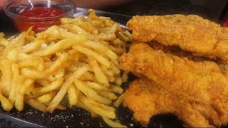 How To Make Crispy Chicken Tenders