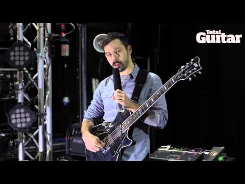 Me And My Guitar: Ben Weinman (The Dillinger Escape Plan) LTD BW-1