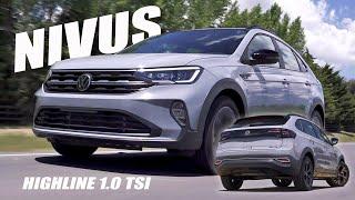 VW Nivus 1.0 TSI  Highline - Test - Matías Antico - TN Autos