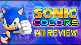 SXS - Sonic Colors (Wii) - Video Review