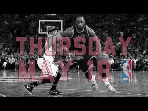 NBA Daily Show: May 18 - The Starters