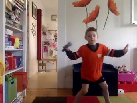 Gummy Bear Dance