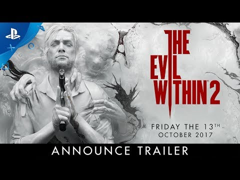 The Evil Within 2 – PS4 Announce Trailer | E3 2017