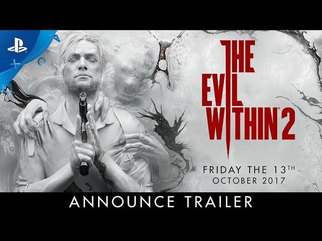 The Evil Within 2 - PS4 Announce Trailer | E3 2017