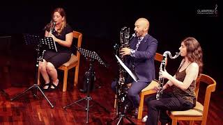 Romeo y Julieta para sexteto de clarinetes