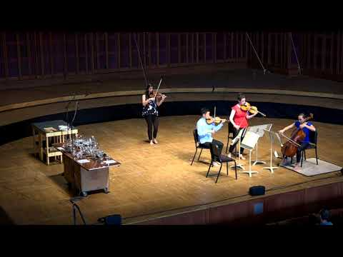 KUI DONG A Night at Tanglewood / New Fromm Players