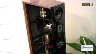 Audio Physic Cardeas 30 LJE (High End 2016)