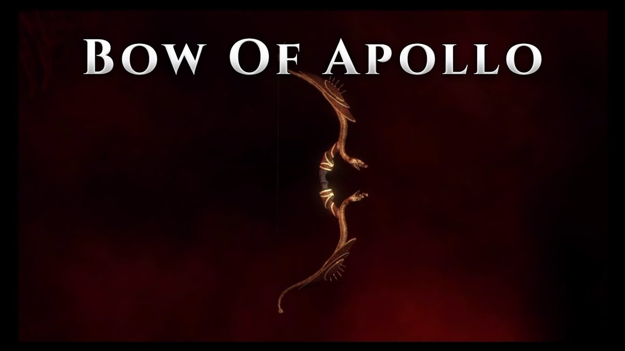 god of war 3 weapons bow of apollo max rank youtube