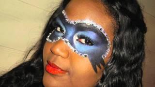 Masquerade Mask. Thumbnail