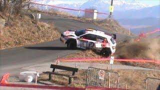 RALLYE WRC MONTE CARLO 2019 CRASH & SHOW by 4R1V