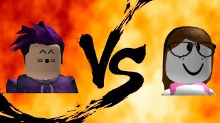 Roblox - Tower of Hell ~ CMParmy vs fluffy_nuff (Racing the Fans #6)