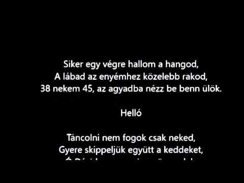 Halott Pénz - Erre még meghívlak (feat Kőváry Zoli) (Lyrics)