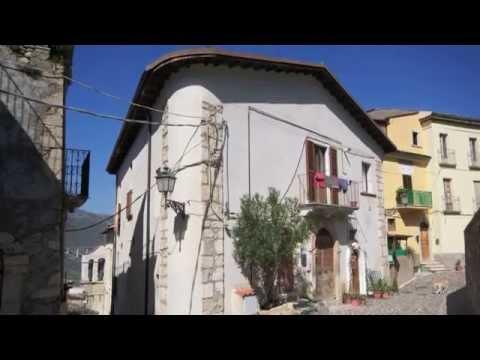 Bugnara (AQ)- Parte II- Le Chiese, i Palazzi ,il Castello