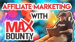 MaxBounty CPA Marketing | Affiliate Marketing Campaign Set Up - FULL REVEAL