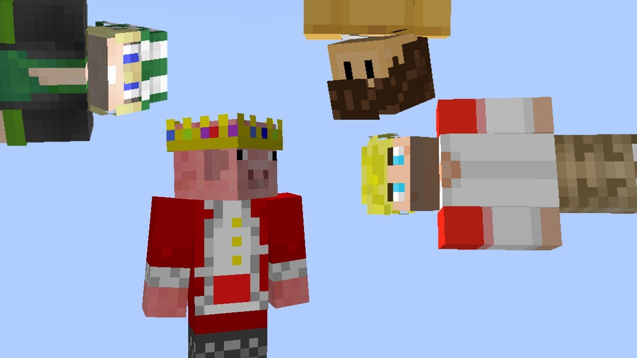 Download Destroying Friendships with the Minecraft Gravity Mod