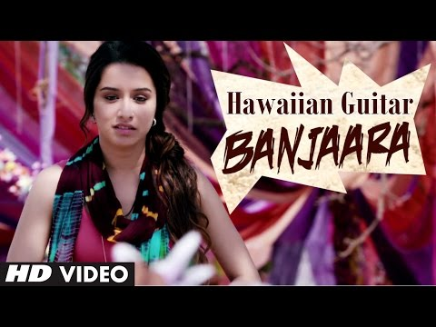 Banjaara Instrumental Video (Hawaiian...
