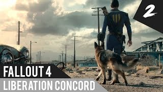 Fallout 4 Gameplay 2 Lib ration de Concord FR