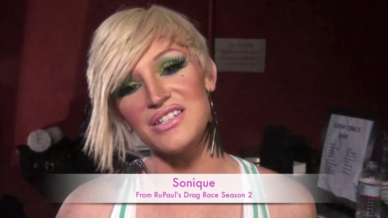 Sonique Love Drag Race