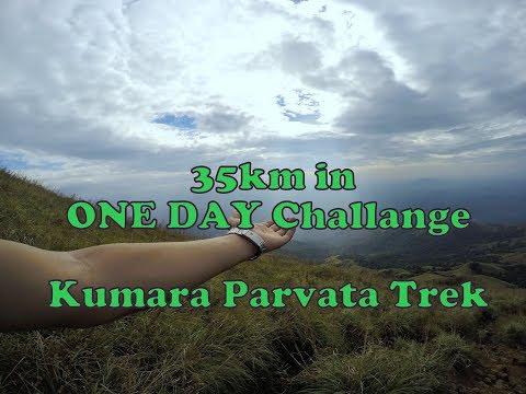 Challanging Kumara Parvata Trek with Bangalore Trekking Club