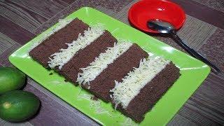 Dalam video kali ini mempersembahkan cara membuat Brownies Panggang Coklat. Bahan Brownies Panggang Coklat: 200 gram tepung terigu 200 gram gula pasir 120 gr...