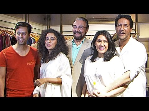 RESHMA MERCHANT LAUNCHES HER LABEL 'HOUSE OF MILK' | Bollywood News