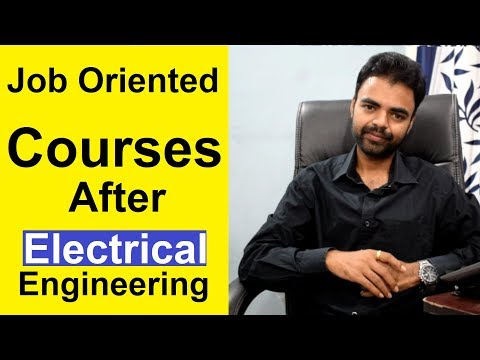 Best Job Oriented Courses After/for Electrical Engineers In India Hindi | Best Short Term Courses