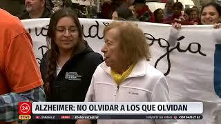 Alzheimer: No olvidar a los que olvidan