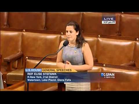 Rep. Stefanik Speaks on Ex-Im Reauthorization on House Floor