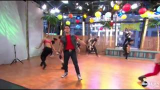 Teen Beach Movie Cast Performance - Good Morning America - Part 2 of 2