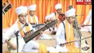 'Sant Ka Marg Dharam Ki Podhi' Gurbani by Anahad Bani Jatha Baru Sahib in Tanti Saaz 09