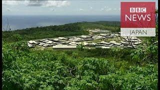 豪州領クリスマス島の移民施設で騒動 渦中の収容者に電話取材