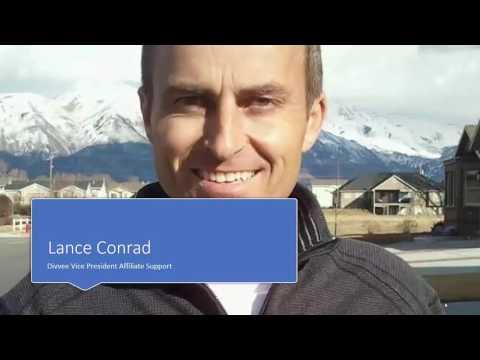 Divveee Social President -  Lance Conrad (Launch Day Call)