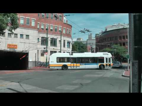 Boston Trolleybuses
